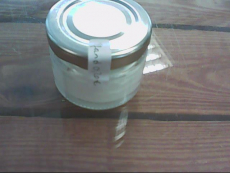 Deo Creme White Musk